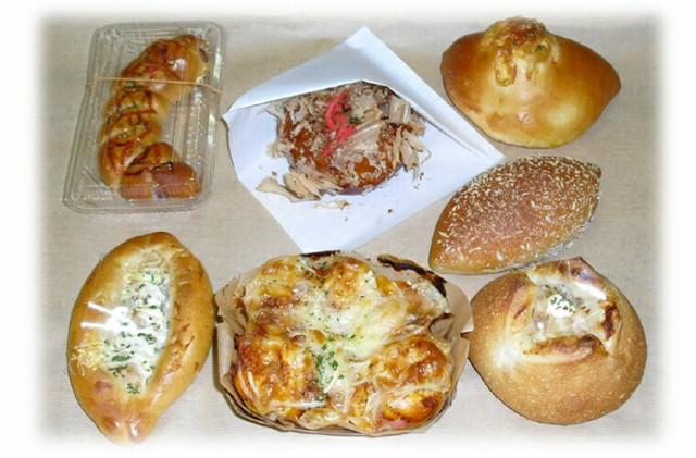 セットセレクション(惣菜パン)