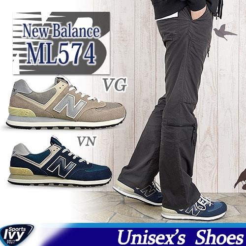【ニューバランス】 ML574 NEW BALANCE  VG/VN WI...