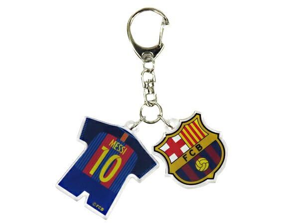 ジャスティス:FCバルセロナ アクリル 2連チャー...