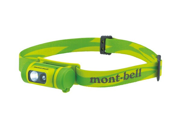 モンベル:コンパクトヘッドランプ【mont-bell ア...