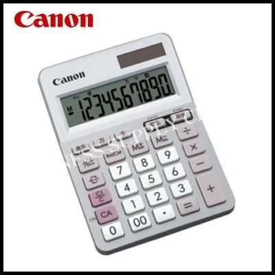 Canon(キヤノン) ミニ卓上電卓<10桁> LS-100TU ...