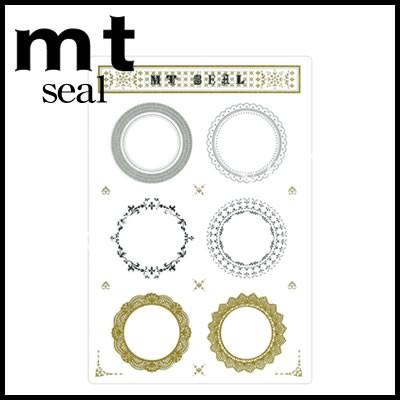【メール便可能】カモ井 シール mt seal(mt seal ...