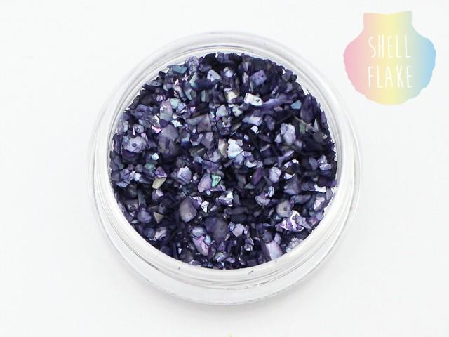 (C40) シェルフレーク 【27.ブラックダイヤモンド...