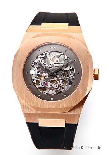 D1 ミラノ D1 MILANO 腕時計 Skelton Collection ...