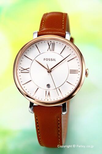 フォッシル FOSSIL 腕時計 レディース ジャクリー...