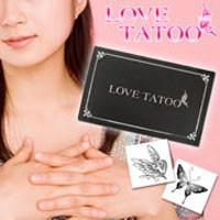 LOVE TATOO(ラブタトゥー)タトゥーシール【メー...