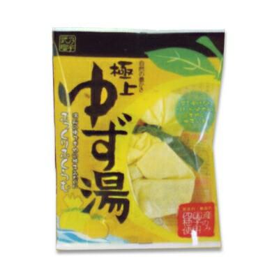 【ノーブル 極上ゆず湯 1包 18g】入浴剤