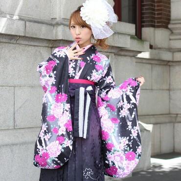 袴 レンタル 卒業式 袴セット 卒業式袴セット2尺...