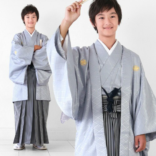 卒業式 袴 レンタル 小学生 男児 男の子 ジュニア...