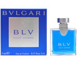 ブルガリ BVLGARI   blue プールオム EDT BT 5ml ...