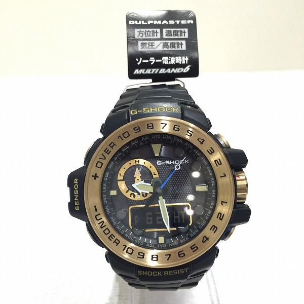 時計 CASIO カシオ Gショック GWN-1000GB-1AJF 未...