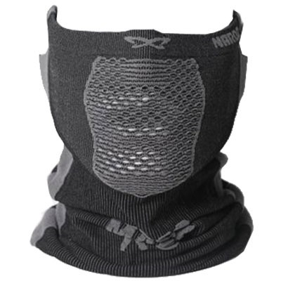 Naroo X5 ブラック フェイスマスク 日焼け予防 UV...