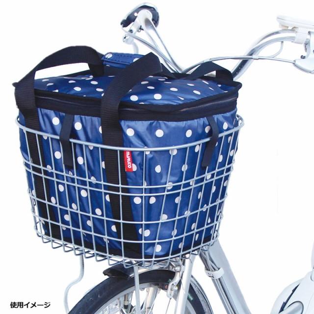 マルト 自転車前カゴ用 保冷バッグ