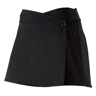 パールイズミ 【W752】Aライン スカート 1.ブラッ...
