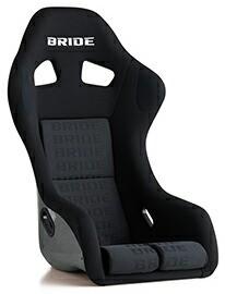 BRIDE ZETA3 PLUS(ジータ3プラス) ブラックロゴ...