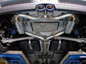 アーキュレー チタニウムテール BMW MINI COOPER-...