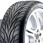 FEDERAL SS595 225/40R18【2254018tire-pas】