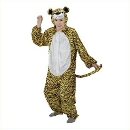 ジャンプスーツ トラ 大人サイズ 【着ぐるみ 仮装...
