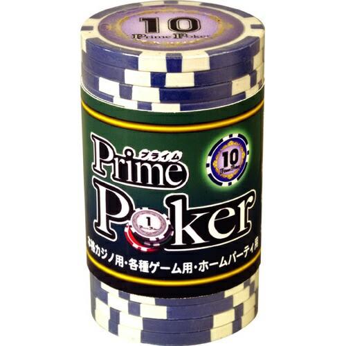 プライムポーカー チップ ( 10 ) 20枚セット 【...