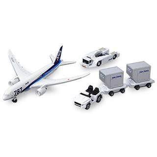 トミカギフト 787エアポートセット(ANA) 【ジャン...