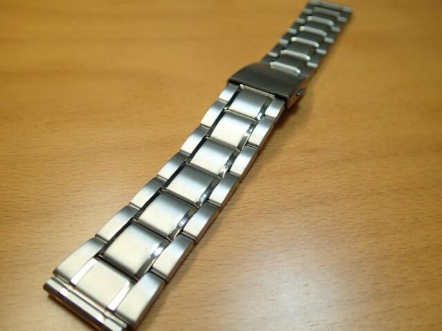 20mm時計バンド(腕時計)ベルト20ミリ チタン ...