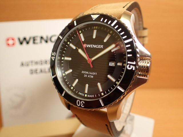 WENGER ウェンガー 腕時計 Seaforce 01.0641.125