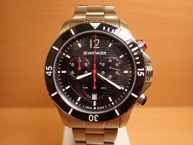 WENGER ウェンガー 腕時計 Seaforce 01.0643.109