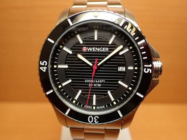 WENGER ウェンガー 腕時計 Seaforce 01.0641.118