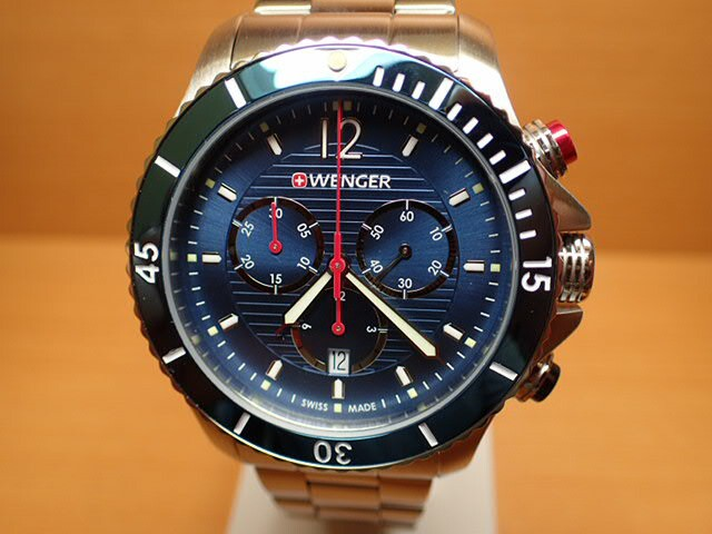 WENGER ウェンガー 腕時計 Seaforce 01.0643.111