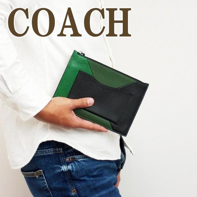 コーチ COACH バッグ セカンドバッグ クラッチバ...