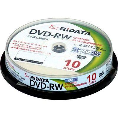 アールアイジャパン  【送料無料】 DVDRW12010WHT...