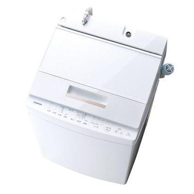 東芝 【送料無料】 AW-7D5-W 全自動洗濯機 (洗濯7...