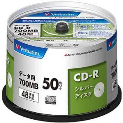 三菱化学メディア  【送料無料】   CD-R 1回記録...