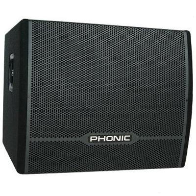 PHONIC 【送料無料】 4711863645432 フォニック iSK18 / PA Speaker PAスピーカー 【新品・税込】