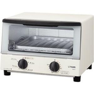 タイガー  【送料無料】 KAK-A100-W オーブントー...