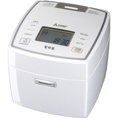 三菱電機  【送料無料】 NJ-VV109-W 5.5合 炊飯電...