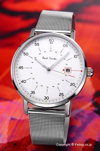 ポールスミス PAUL SMITH 腕時計 メンズ Gauge P10075 海外モデル