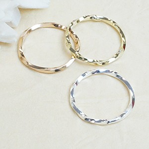 8fa9756c4d1265 ピンキーリング 指輪 小指 ねじりリング とんがり 山型スクリュー加工 シンプル 激安 レディース