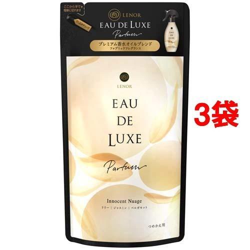 レノアオードリュクスミスト 消臭スプレー イノセントニュアジュの香り つめかえ用(250mL*3コセット)[消臭・除菌スプレー]