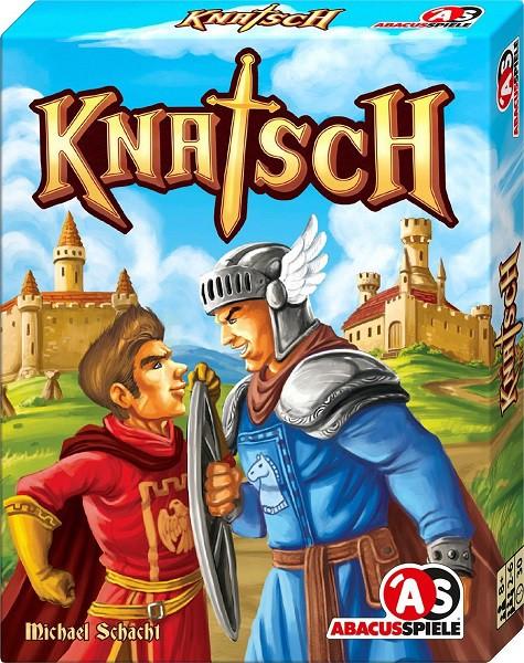 4011898081534:ナッシュ(Knatsch)【新品】 カードゲーム アナログゲーム テーブルゲーム ボドゲ