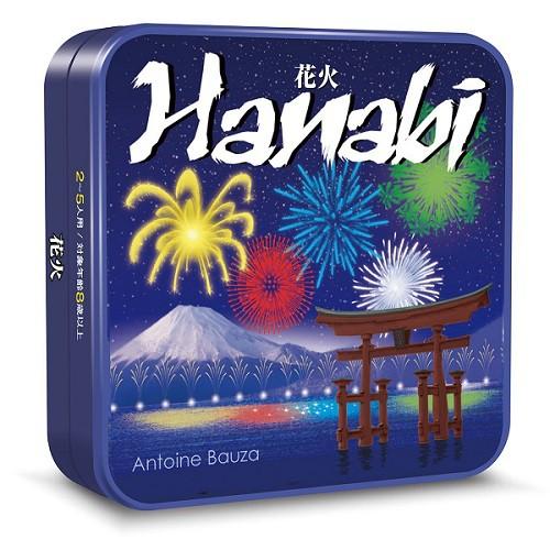 4981932022413:花火(HANABI) 日本語版【新品】 カードゲーム アナログゲーム テーブルゲーム ボドゲ