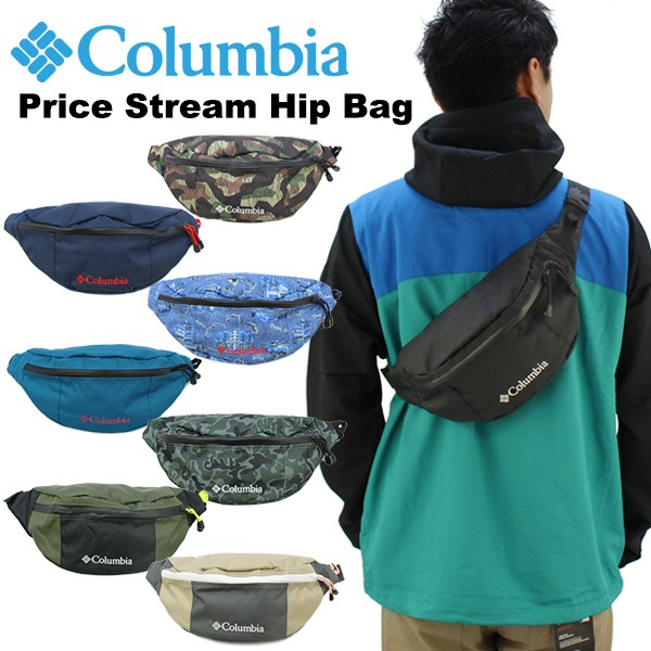 ed192d7e04a979 コロンビア(Columbia) Price Stream Hip Bag(PU8235) ウエスト バッグ ヒップバッグ