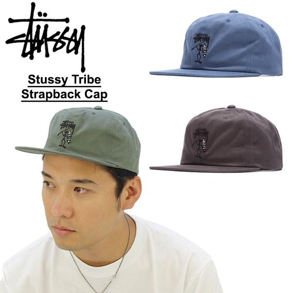 24082f75522 ステューシー(STUSSY)Stussy Tribe Strapback Cap キャップ 帽子 33 ...