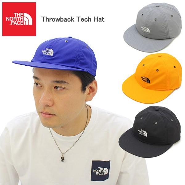 cbe6c018 ザ・ノース フェイス(THE NORTH FACE) Throwback Tech Hat キャップ/帽子 ...