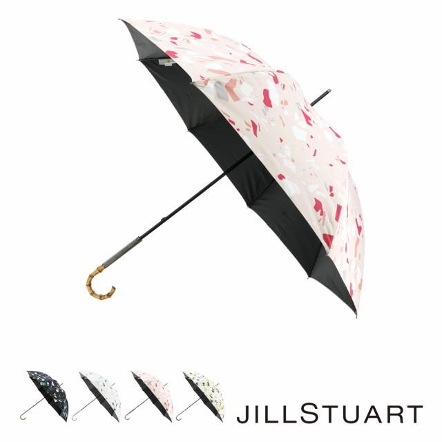 【レビューを書いてポイント+5%】ジルスチュアート 長傘 レディース 1JI 11037-37 JILLSTUART | 晴雨兼用 雨傘 日傘 UVカット 遮光 遮