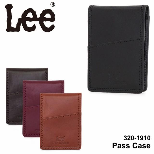 リー Lee パスケース 320-1910 Evolution 定期入...
