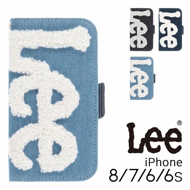 Lee iPhone6/6s iPhone7 iPhone8 ケース sagara 3...