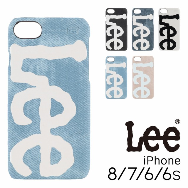 Lee iPhone8 iPhone7 iPhone6 ケース 320-342 リ...