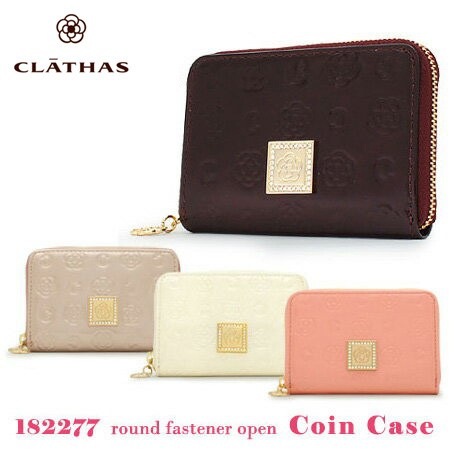 クレイサス CLATHAS 財布 コインケース 182277 ベ...