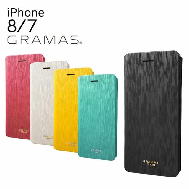 グラマスファム GRAMAS FEMME iPhone8 iPhone7 ケ...